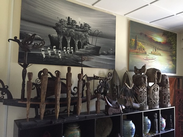 THE UNIQUE ASIAN BORNEO CULTURAL ARTIFACTS, ARTS AND ANTIQUES