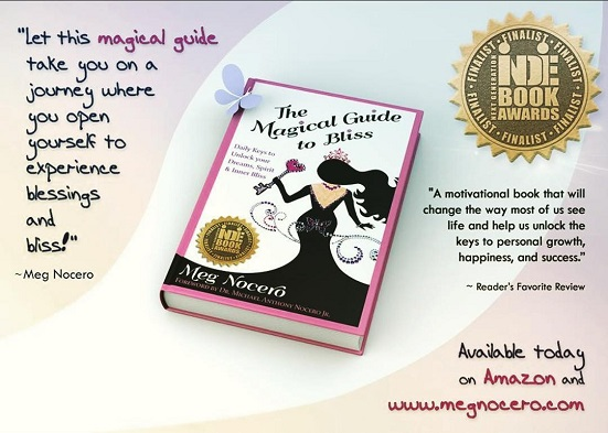 Meet Author Meg Nocero