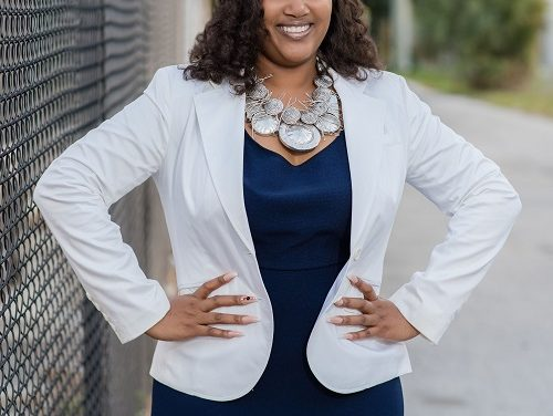 TaRhonda Harvey is A Media Maven In The Making